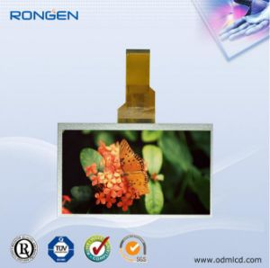 Rg-T700miwn-01 7 Inch TFT LCD Module Ttl Interface for Video Phone Display pictures & photos