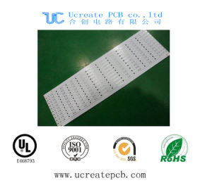 White Color PCB for LED with Pi Aluminum pictures & photos