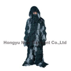 Military Camouflage Ghillie Suit Dry Field Grass (HY-C005) pictures & photos