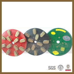 Resin Bond Diamond Grinding Plate for Granite, Marble pictures & photos