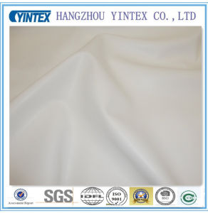 Cotton Polyester Blend Cotton - Sewing, Quilting, Upholstery, Tablecloth, Crafts - Black & White (White) pictures & photos