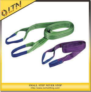 Flat Webbing Sling / Duplex Webbing Sling / Lifting Sling pictures & photos
