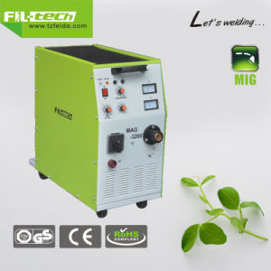 High Performance Gas/No Gas AC Transformer MIG Welder (MAG-3190R/3210R/3230R/3250R) pictures & photos