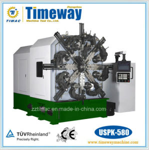 Cam-Type CNC Universal Coil Wire Spring Machine pictures & photos