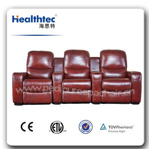 2015 Cheap Home Theater Chair (B015-D) pictures & photos