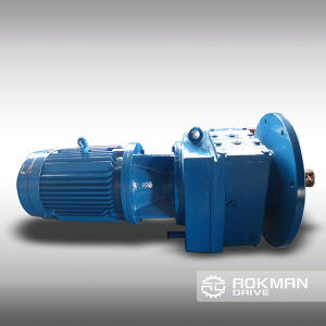Modular Coaxial RF Series Helical Gearbox pictures & photos