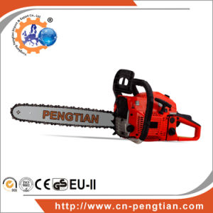 Professional Garden Tool Gasoline Chain Saw 4500 Hot Selling pictures & photos