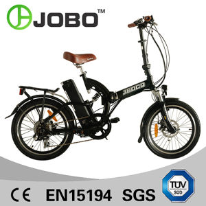 Moped Pocket Bike 250W Electric Bicycle (JB-TDN05Z) pictures & photos