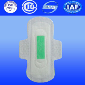 320mm Normal Ultra Thin Sanitary Pads Printed Sanitary Paper Napkins Maxi Pads with Wings pictures & photos
