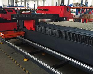 500W/1000W Fiber Metal Laser Cutting Machine pictures & photos