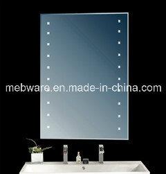2016 Hangzhou Strive Luxury Illuminated Bathroom LED Mirror pictures & photos