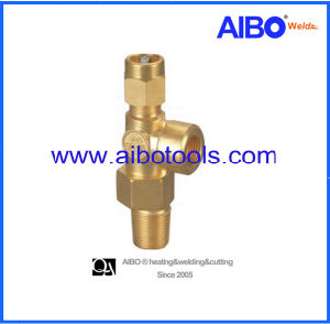 Needle Type Brass Valve for Cylinder (2W21620- QF-7) pictures & photos