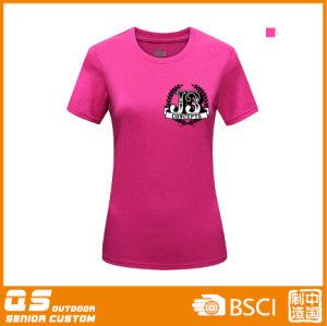Women′s Print Fashion Quick Dry T-Shirt pictures & photos