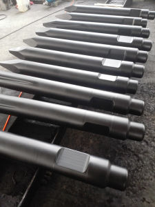 Chisel for Hydraulic Breaker Rock Hammer