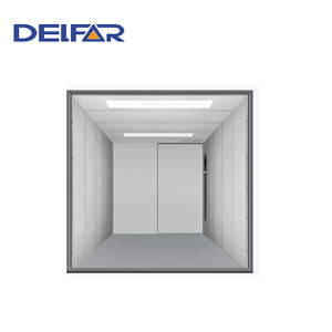 Delfar Energy-Saving Freight Elevator with Cheap Price pictures & photos