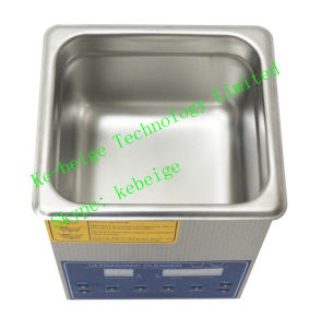 2L 28kHz 40kHz Double Frequency Ultrasonic Cleaner with Degassing pictures & photos