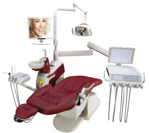 New Design Ce & FDA Approved Dental Equipment of Dental Chair pictures & photos