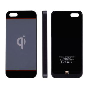 Qi Inductive Wireless Charging Receiver Back Case for iPhone 5 pictures & photos
