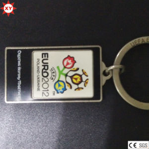 Wholesale Hard Enamel Diecast Keychain with SGS pictures & photos