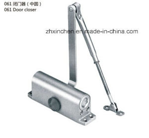 Xc-D3201 Furniture Hardware Stainless Steel Door Closer pictures & photos