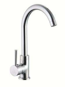 Yz5911 Single Lever Kitchen Taps pictures & photos
