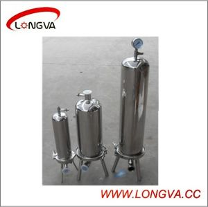 High Quality Sanitary Ss304/316L Micro Hole Filter pictures & photos