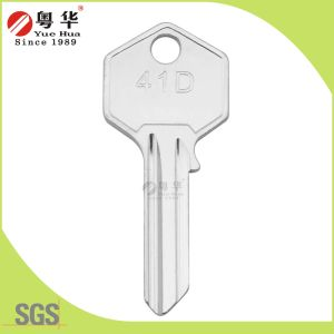 2016 Hot Sale Popular Design Brass House Key Blanks pictures & photos