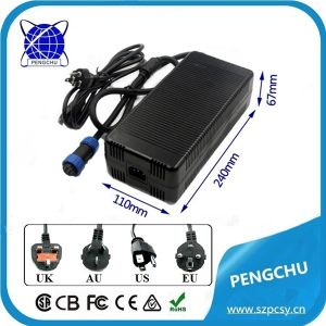 12V 30A 360W Power Supply for LED Sign / LCD Screen 100-240V with Good Quality