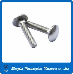 Stainless Steel Mushroom Head Square Neck Carriage Bolts pictures & photos
