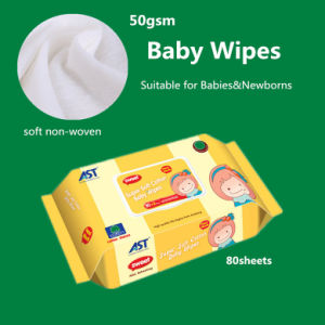 Private label Baby Wipes Factory pictures & photos
