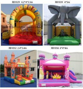 China Manufactory Inflatable Bouncer, Bouncy Castle for Kids pictures & photos