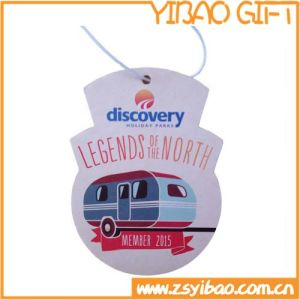 Wholesale Custom Shape Paper Air Freshener for Car (YB-SM-05) pictures & photos