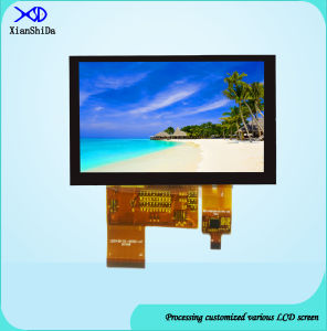 4.3 Inch TFT LCD Display with Capacitive Touch Panel pictures & photos