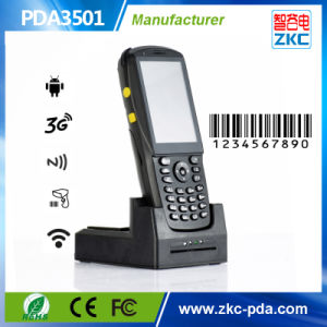 Zkc PDA3501 3G PDA Android Handheld Barcode Scanner RFID Reader pictures & photos