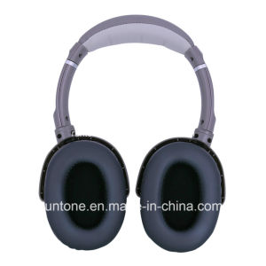 Active Noise Cancelling Wireless Bluetooth Headphones with Microphone pictures & photos