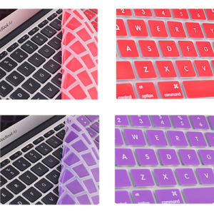 Soft Silicone Colors Keyboard Protector for MacBook Air/PRO/Retina pictures & photos