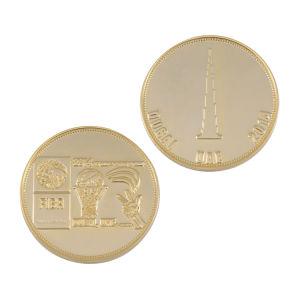 High Quality Football Gold Award Coin Souvenir pictures & photos