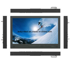 23.8′′ 6g-Sdi 3840*2160 4k Monitor Resolution with Quad Slip Display pictures & photos