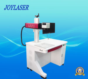 Cell Phone Case Fiber Laser Marking Machine with Low Cost pictures & photos