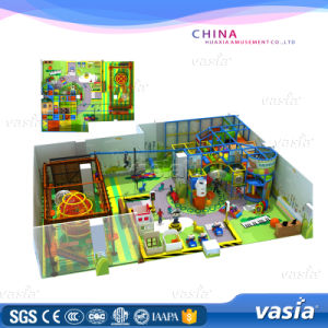 Ropes Course Adventure Indoor Playground Equipment for Shopping Mall pictures & photos
