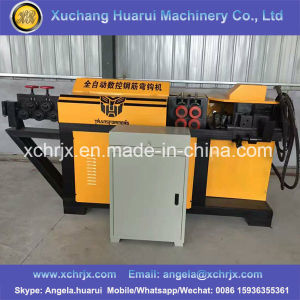 Automatic Bar Straightening and Hook Bending Machine pictures & photos
