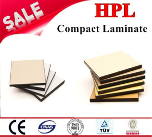 Fireproof HPL Laminate /Compact Laminate pictures & photos
