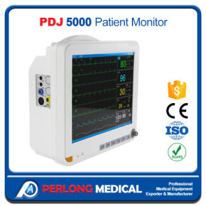 Hospital Used New Medical Equipment Pdj-5000 Portable Patient Monitor pictures & photos