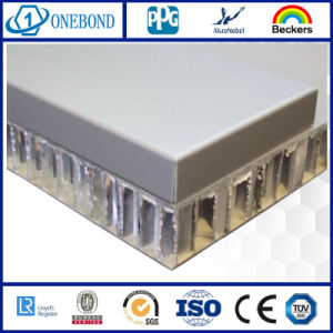 Building Material Aluminum Honeycomb Panel pictures & photos