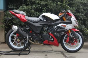 Air Cooled Sport Motorbike pictures & photos