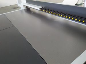 Large Format Aluminum Sheet UV Flatbed Printer for Advertising Comany pictures & photos