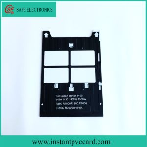 Plastic PVC Card Tray for Epson R2880 R3000 Inkjet Printers pictures & photos