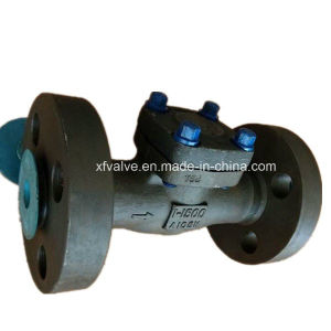 1500lb 2500lb Forged Carbon Steel A105 Flange End Check Valve