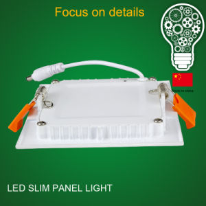 Zhongshan 18W LED Panel Light LED Panel Light Parts with SKD Housing pictures & photos