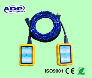 Passed Fluke Test FTP Cat5e RJ45 Patch Cable pictures & photos